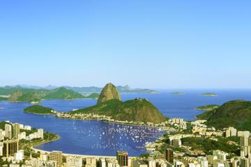 Rio de Janeiro Super Saver: Corcovado and Sugar Loaf Mountain plus Plataforma Samba Show