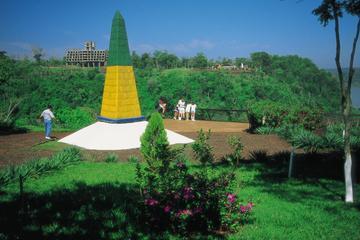 Foz do Iguaçu City Tour including Landmark of the Three Frontiers, Wax Museum, Dinosaur Park and Lunch