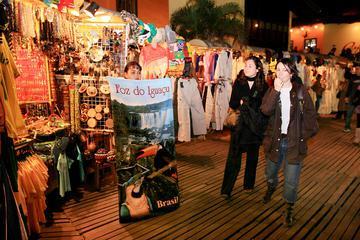 Argentinian Market with Ice Bar Iguazu Admission