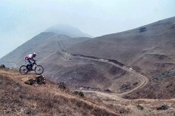 Full-Day Pachacamac Valley Mountain Biking for Experienced Riders