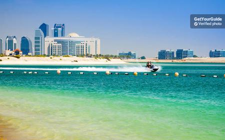 Dubai Marina: 1-Hour Jet Ski Rental