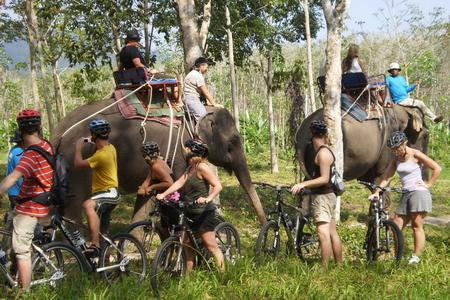 Countryside Phuket Bike Tour