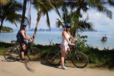 Bike Tour To Koh Yao Noi