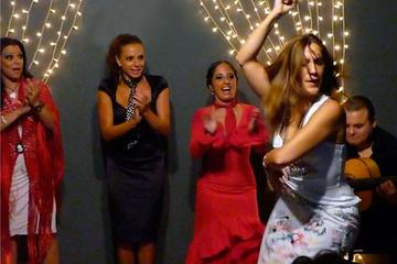 Tapas Dinner and Flamenco Show in Valencia