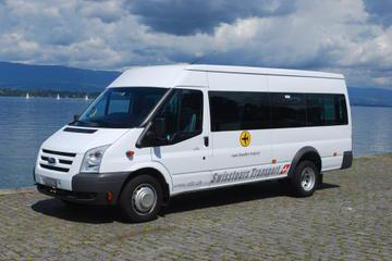 Shared Departure Transfer: Chamonix Hotels to Geneva Airport