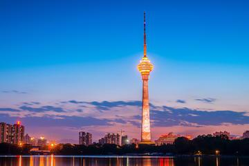 Private Tour: Beijing City Overview, Boat Ride and Buffet Dinner Experience On Central TV Tower