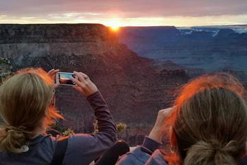 Grand Canyon Sunset Tour from Flagstaff