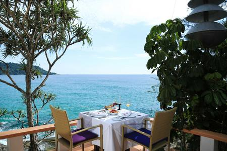 Romantic Dinner With Sea View