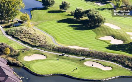 Dubai: Emirates Golf Club Majlis Course