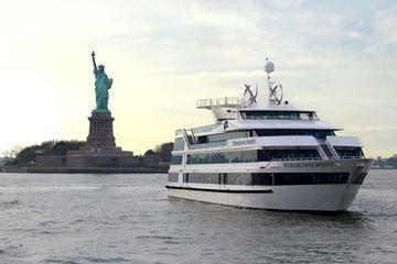 New York City Lights Dinner Cruise with Optional Window Seat Upgrade