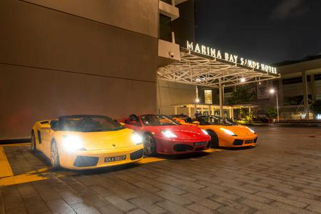 Ferrari Or Lamborghini 30 Mins Drive Trial