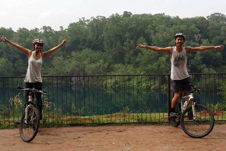 Cycling Tour In Pulau Ubin