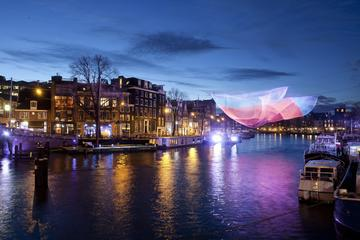 Amsterdam Light Festival Water Colors Cruise