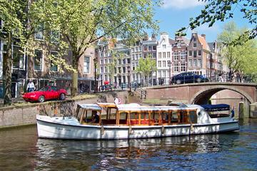Amsterdam Saloon Boat Sightseeing Cruise