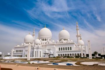 Grand Mosque and Ferrari World Tour From Dubai