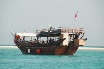 Fishing Trip Off a Traditional Dhow