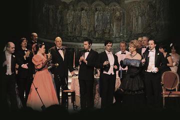 I Virtuosi dell'opera di Roma: La Traviata at St.Paul within the Walls Church