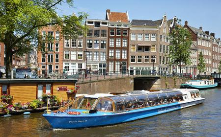 Skip the Line: Rijksmuseum and Canal Cruise