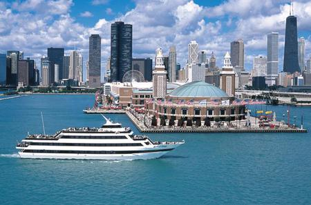 Chicago Sunset Dinner Cruise with Buffet