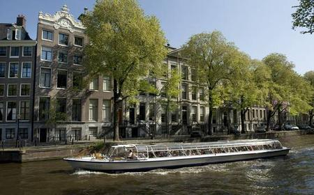 Amsterdam: Canal Cruise & Madame Tussauds Combo Ticket