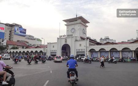 Twilight Tour: See Saigon with Tiger Eyes