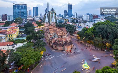 Saigon Nightlife Tour: Live the Vibrant Life with Tigers