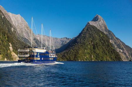 Milford Sound Full-Day Tour from Queenstown including Helicopter Flight