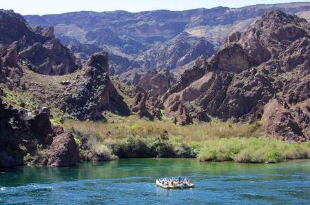 Black Canyon River Rafting Tour
