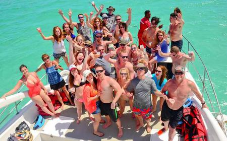 Party Boat Snorkeling Cruise