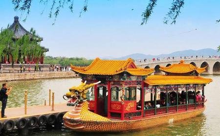 Beijing Half-day Tour of Summer Palace with Boat Ride