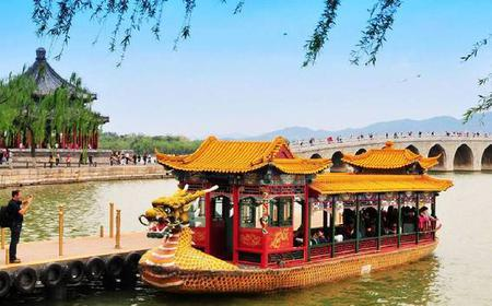 Half Day Trip: Summer Palace and Boat Riding on Kunming