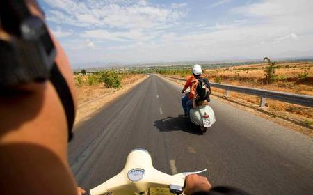 Palma de Mallorca: 3-Hour Vespa Tour through the Mountains