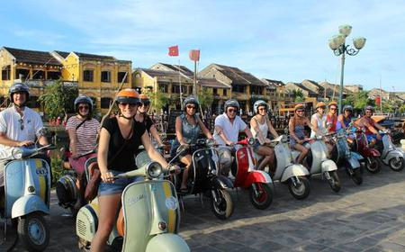 Palma: 3-Hour Mallorca Vespa Tour through Interior & Beaches