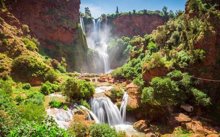 Ouzoud Waterfalls and Berber Villages Day Trip From Marakech
