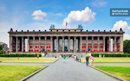 Without queuing: ticket Altes Museum Berlin