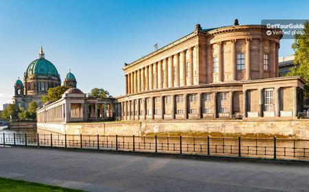 Without queuing: Entrance Alte Nationalgalerie Berlin