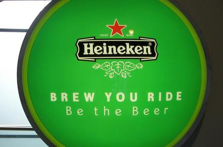 Amsterdam Canal Bus Hop On Hop Off Day Pass and Heineken Experience