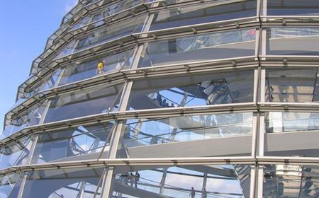 Berlin: Reichstag with Glass Dome and City Tour