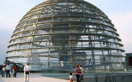 German Tour: Reichstag with dome Chamber &