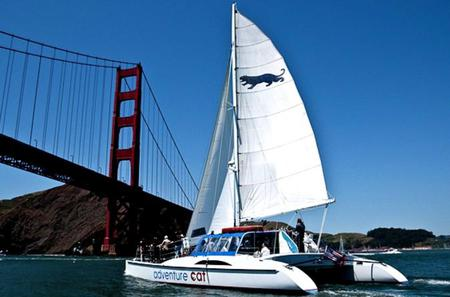 San Francisco Bay Sailing Cruise