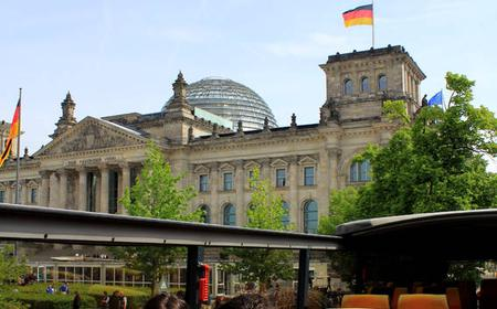 Berlin-snout Tour: Highlights & More Included Bus