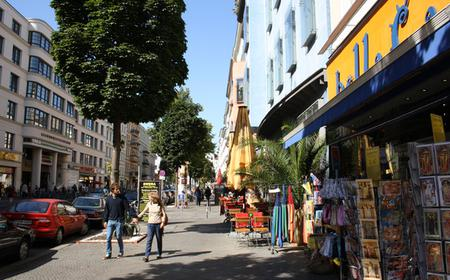 Berlin: scavenger hunt through the colorful Kreuzberg