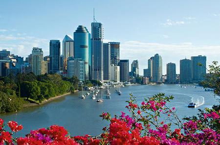 Brisbane Sightseeing Tour and Brisbane River Cruise
