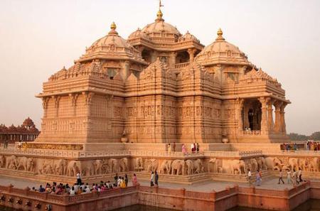 Private Full-Day Temple Tour in Delhi