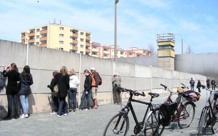 Berlin Wall Private 3-Hour Bike Tour