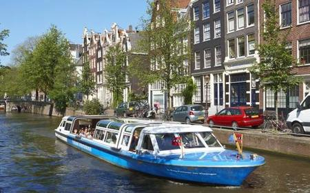 Skip the Line: Canal Cruise and Madame Tussauds Ticket