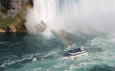 New York City to Niagara Falls VIP Tour