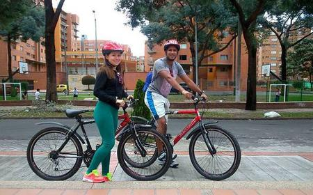 Bogotá: Half-Day Bike Rental