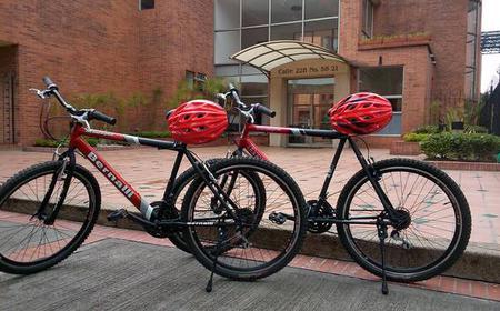 Ciclovia on Sunday Bike Rental