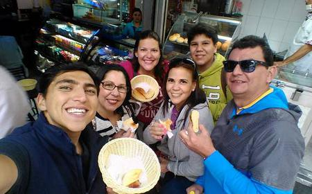 Bogotá: 2.5-Hour Small Group Walking Food Tour
